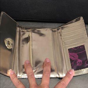 Betsey Johnson Bags - EUC Betsy Bag and Wallet Set 🖤🖤